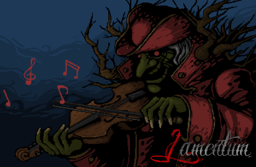The Dark Musician